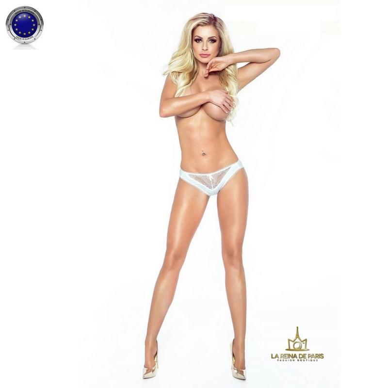 Braga Gold lingerie nacarada