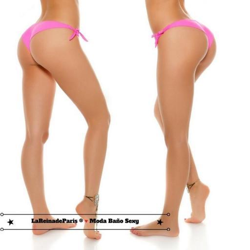 Braguita Bikini Brasileña Fucsia [1]