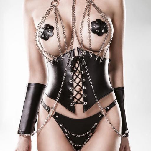 Bondage set erótico