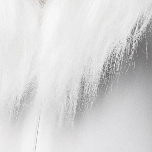 Disfraz atractivo de unicornio blanco  [3]