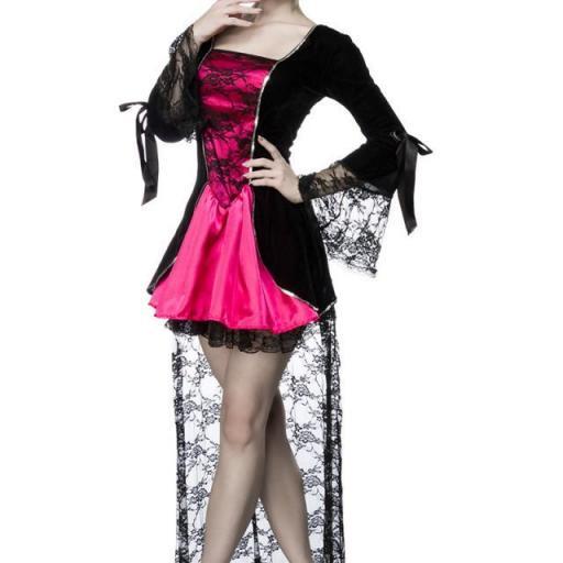 Disfraz vampiro gótico