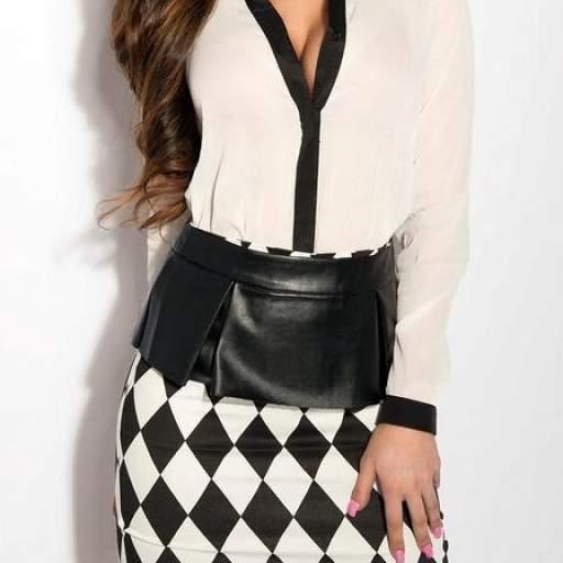 Falda modelo Savannah