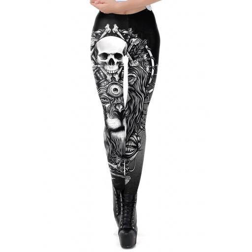 Leggings calavera  [0]