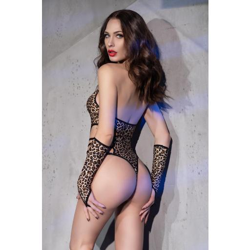 Body salvaje leopardo  [1]