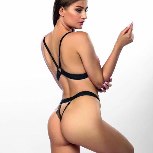 Tentaciones lencería conjunto sexy [1]