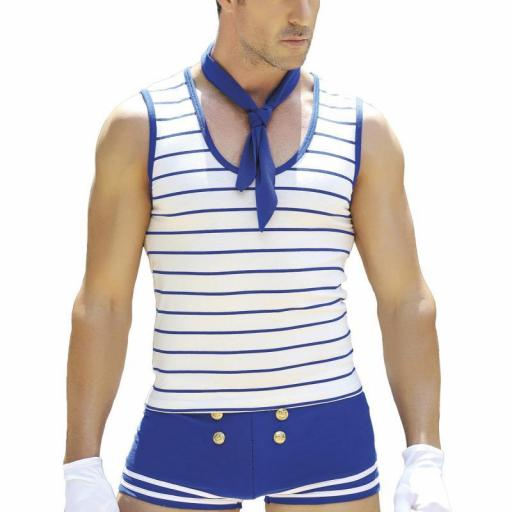 Sexy marinero juego del rol