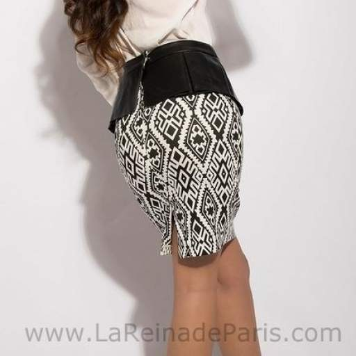 falda modelo Azteca [2]