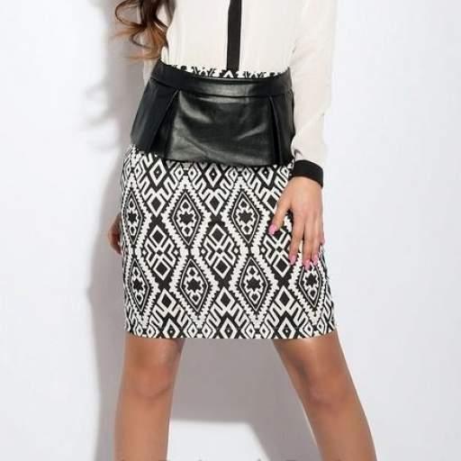 falda modelo Azteca [3]