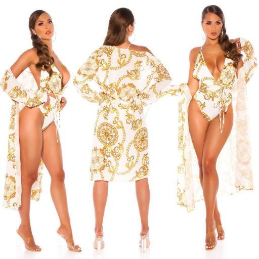 Kimono veraniego estampado  [3]