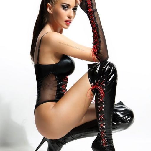 Body set brillante bailarina