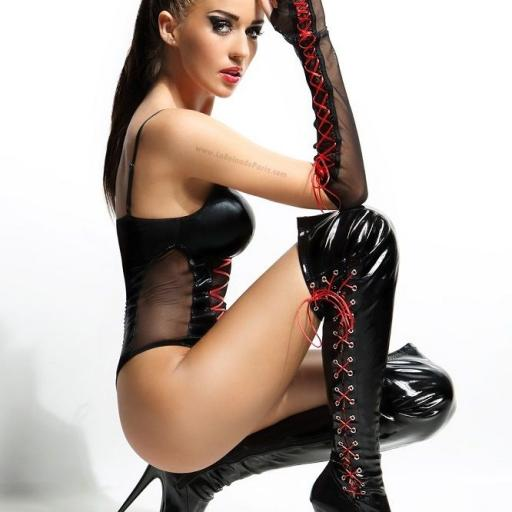 Body set brillante bailarina  [3]