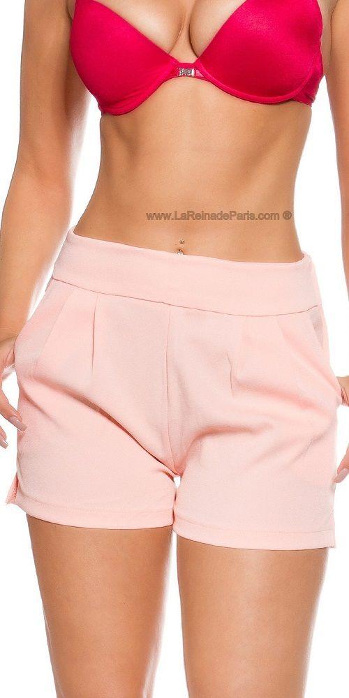 Shorts moda verano precio low cost