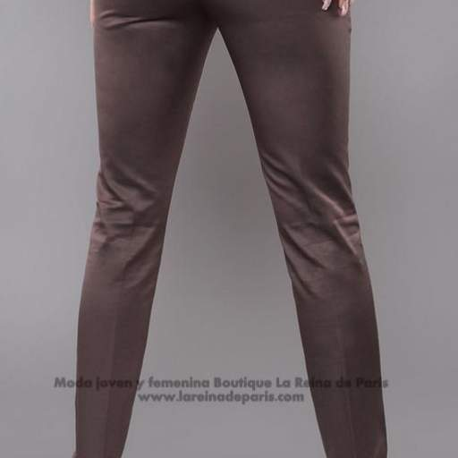 Pantalones brillantes AUM Marrón [2]