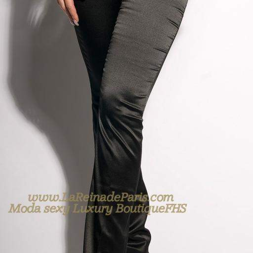 Pantalones brillantes en oferta