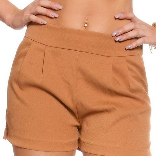 Shorts tendencia moda verano