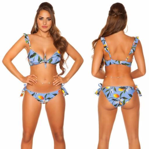 Bikini Puerto Vallarta azul [1]