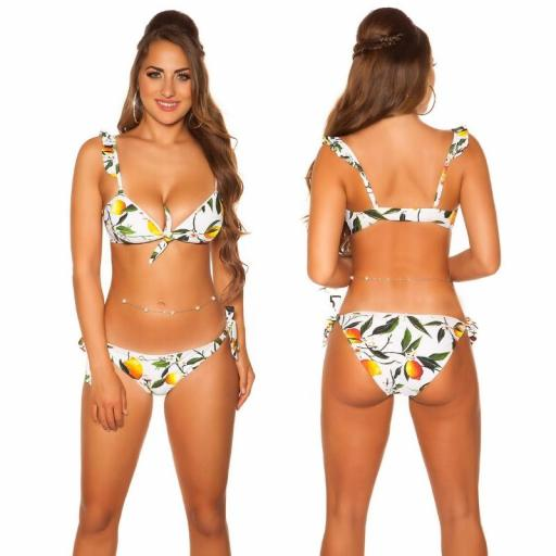 Bikini Puerto Vallarta blanco [1]