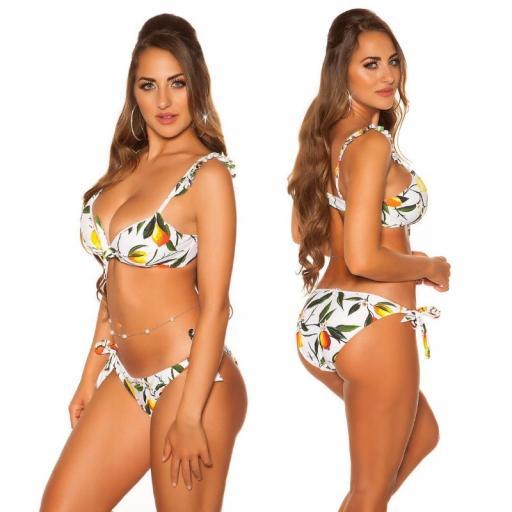 Bikini Puerto Vallarta blanco [2]