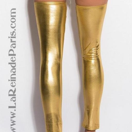Short Gold Fashion [3]