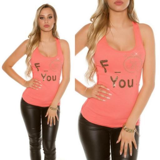 Top moda F-You Coral [3]