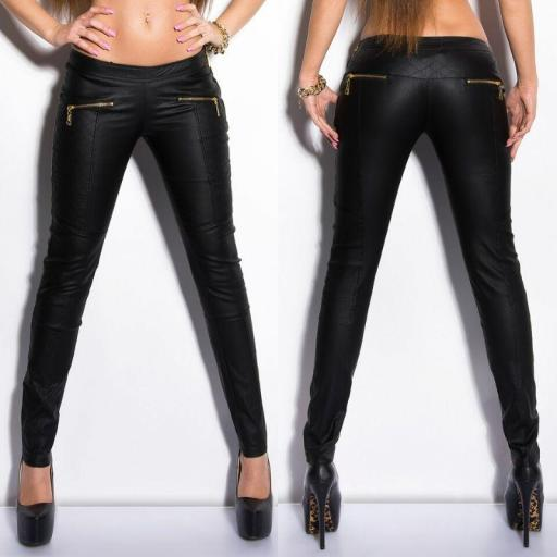 Treggings Cadillac negro