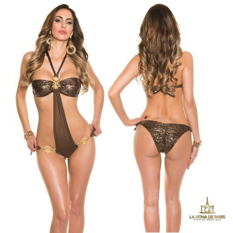 Trikini de moda Seychelles