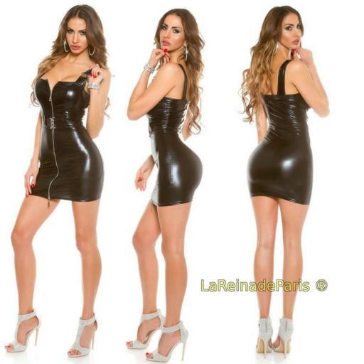 Vestido sensual con cremallera [1]