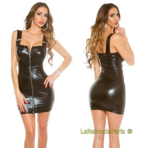Vestido sensual con cremallera [2]