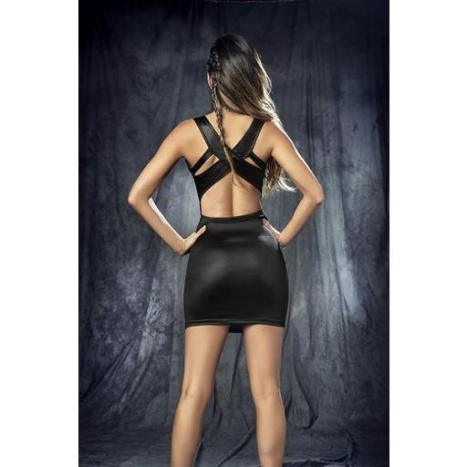 Vestido negro provocativo [1]