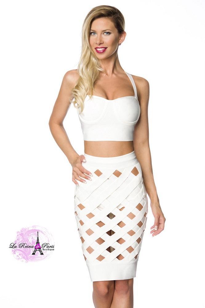 Vestido bandage 3 piezas atractivo
