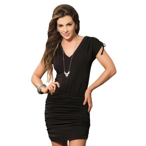 Vestido encanto negro [1]