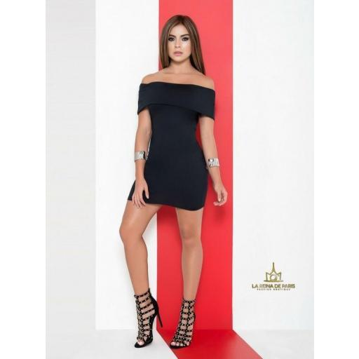 Vestido corto dressy