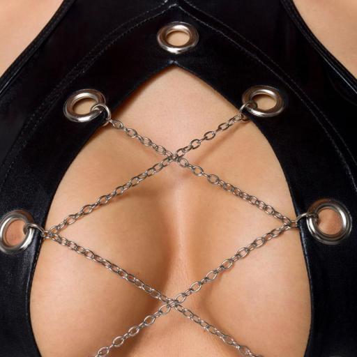 Vestido cordones de cadenas [2]
