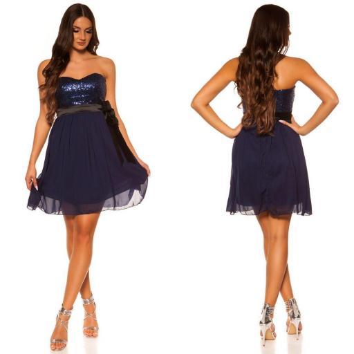 Girly party vestido azul oscuro [1]