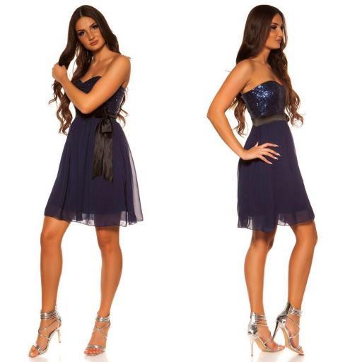 Girly party vestido azul oscuro [3]