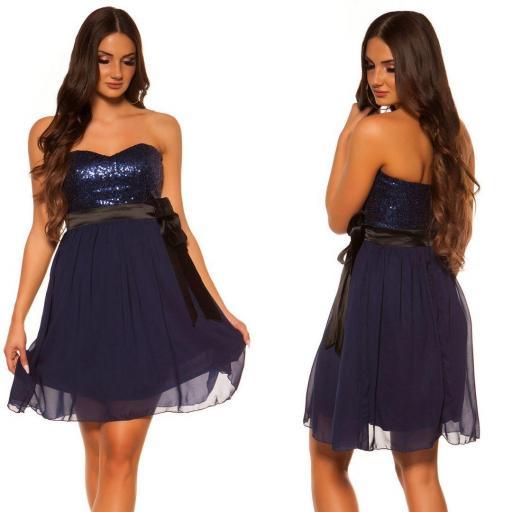 Girly party vestido azul oscuro [2]