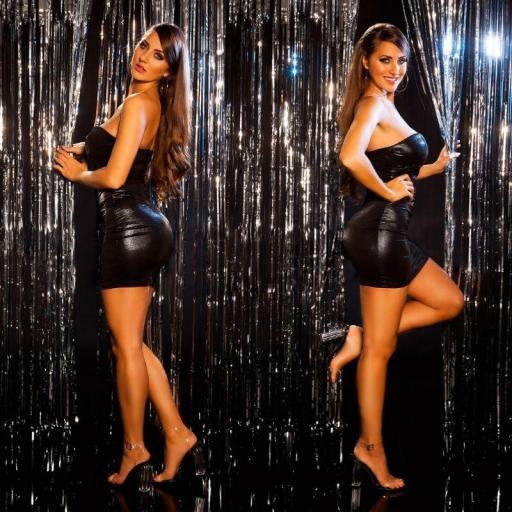 Vestido de fiesta marcatipazo negro [2]