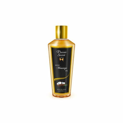 Aceite masaje aroma coco