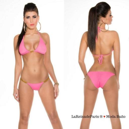 Bikini Neón Fucsia Shakti