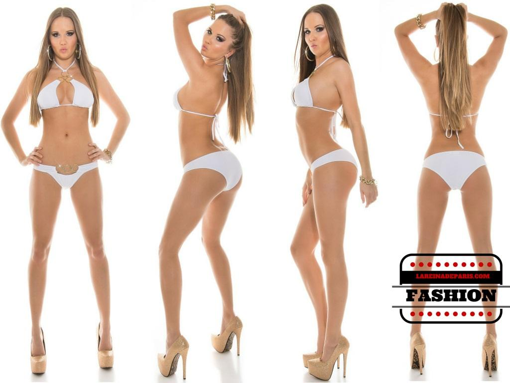 Bikini para triunfar Noelle Blanco