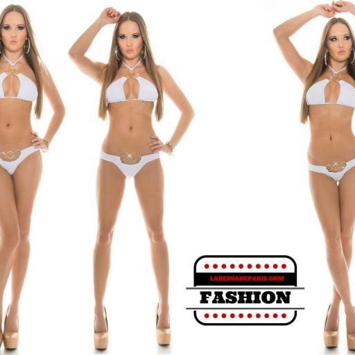 Bikini para triunfar Noelle Blanco [3]