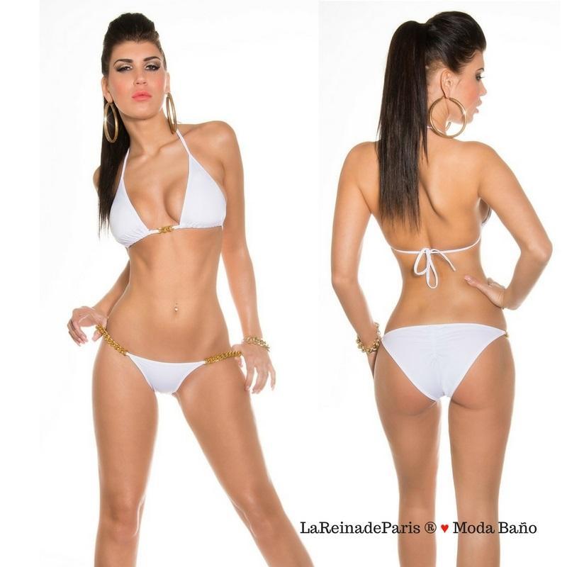Bikini Blanco Shakti