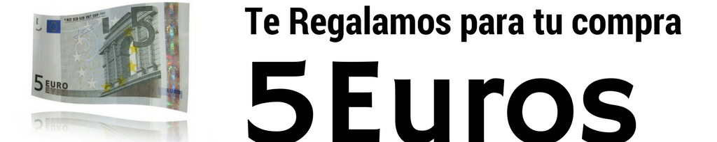 Cinco euros de Regalo