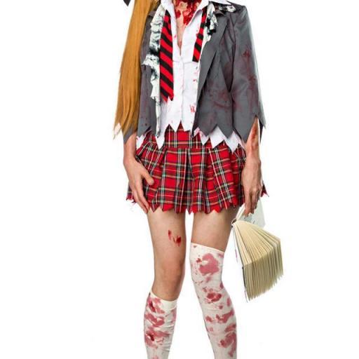 Colegiala zombie