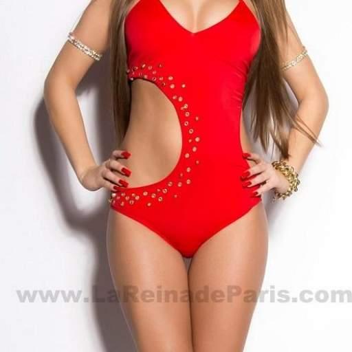 Trikini Dianne rojo
