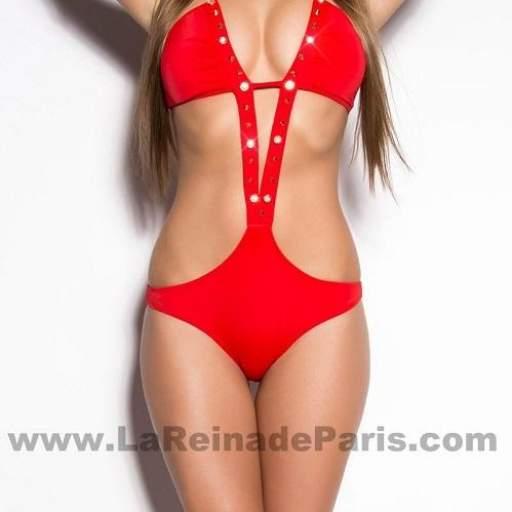 Trikini Rojo Taylor  [3]