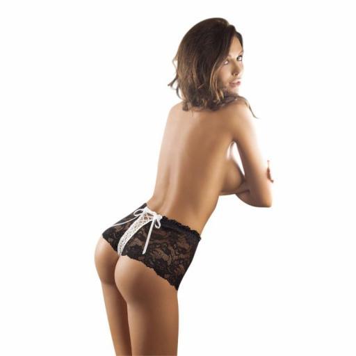 Culotte de cintura alta  [2]