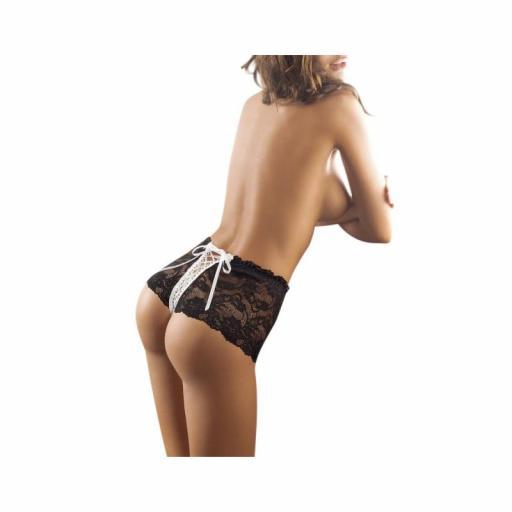 Culotte de cintura alta  [3]