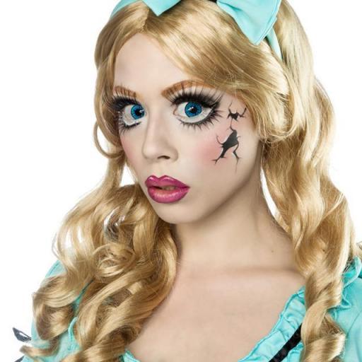 Disfraz muñeca de terror [3]