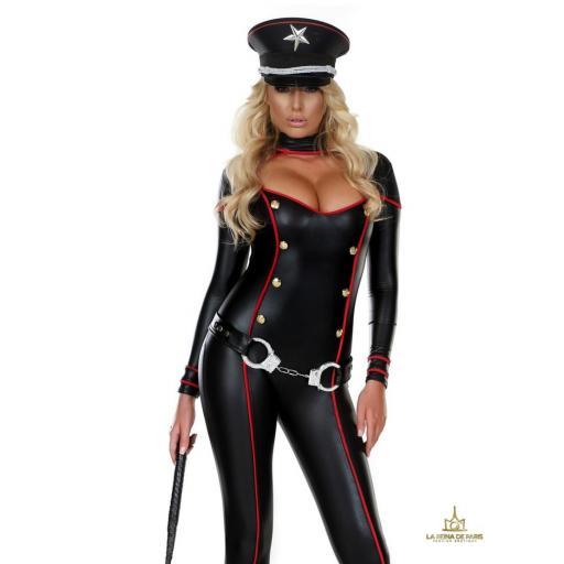 Sexy disfraz mono uniforme [1]